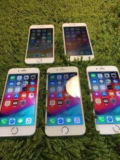 i6 16G 64G 台南 高雄面交 評價破千 iphone6