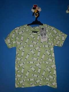 Branded shirt for 4-5 year old