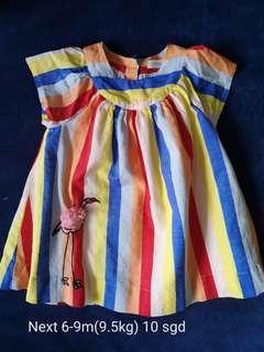 🚚 Next dress