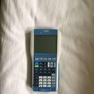 TI-nspire graphing calculator