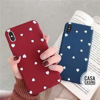Iphone 6-XR love Casing