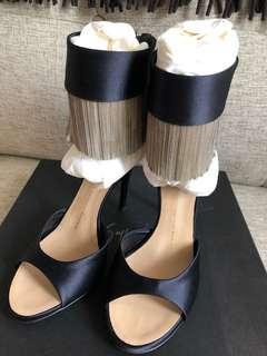 Giuseppe Zanotti fringe shoes