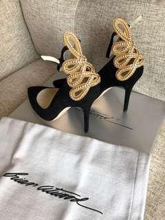 Brian Atwood vintage shoes