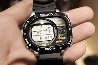 Seiko Scuba Diver M726