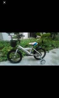 Kid 14 inch bicycle