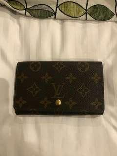 Louis Vuitton Two Fold Wallet