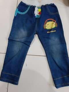 Celana Jeans Anak Cewe