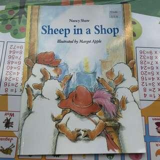 Sheep in a Shop by Nancy E. Shaw