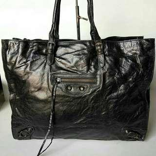 Balenciaga Totebag (Leather)