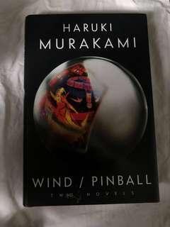 Wind/Pinball by Haruki Murakami Hardbound