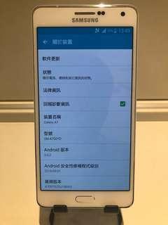 Samsung A7 16GB White
