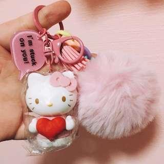 🚚 Hello Kitty Bag Charm/Keychain