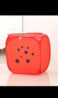 Loundry bag (ada penutupnya)