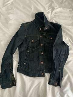 🚚 All Saints denim jacket