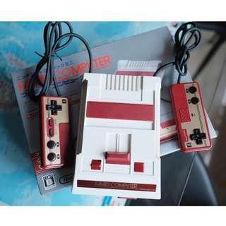Nintendo Classic Mini Famicom Japan