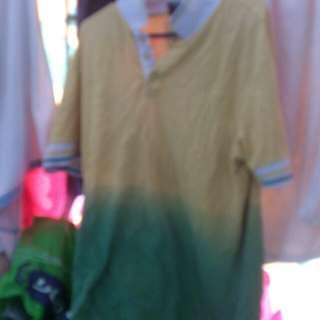 Green and Yellow T-shirt