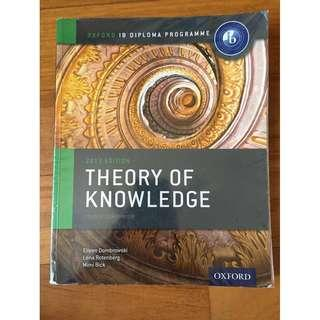 Oxford Theory of Knowledge Course Companion (IB Diploma) [paperback]