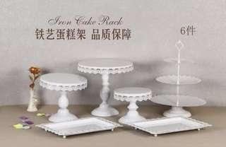 Dessert table set