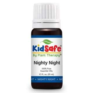 Kids Safe Nighty Night Essential Oil 10ml/Plant Therapy