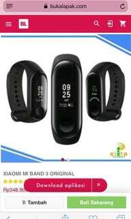 Xiaomi Band Watch