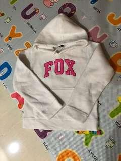 🚚 Fox warm hoodie pull over