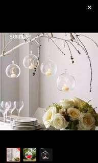 Hanging light 80 mm glass thickness
