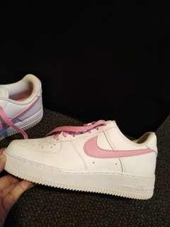 """Nike Air forces 1""""07 pink"""