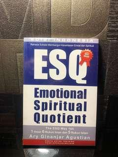 Buku ESQ Emotional Spiritual Quotient
