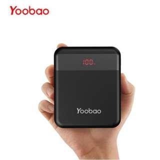 Yoobao S10-Q 10000mAh Fast Charging Powerbank