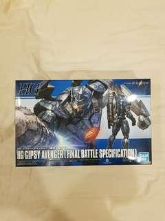 🚚 <New Arrival> HG Gips Avenger (Final Battle Specs)