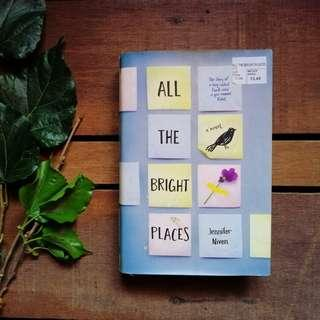 All The Bright Places by Jennifer Niven [Hardcover]