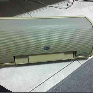 🚚 hp deskjet 3550列印機