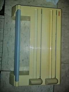 保鮮紙錫紙廚紙架