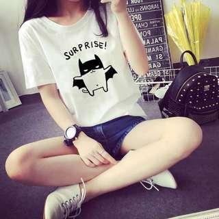 🚚 Casual cute batman t-shirt