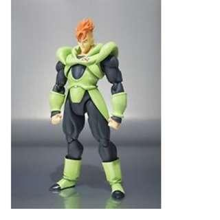 Figuarts Android No.16, Dragon ball Z (Tamashii Limited)