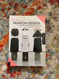 🚚 The poetry of Fashion Design book