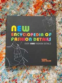 🚚 New encyclopedia of fashion details book