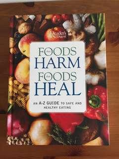 Reader's Digest Foods Harm Foods Heal (A-Z Guide)