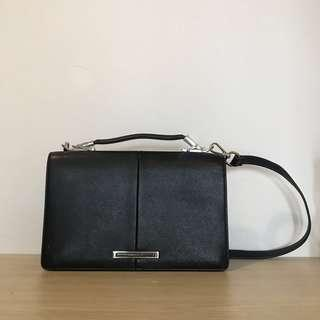 Pedro Black Sling Bag