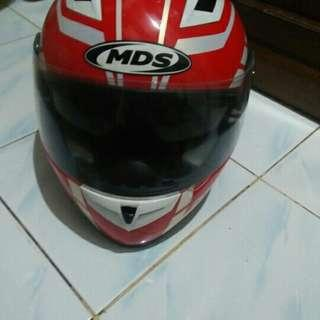 Helm MDS provent red white