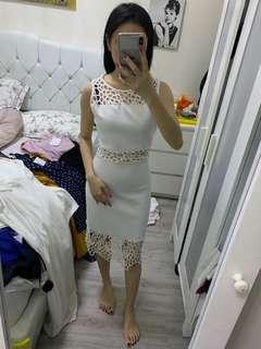 white dress (xs-s)