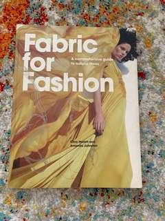 🚚 Fabric for fashion book