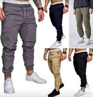 6 pocket joggerpants