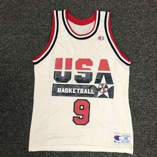 Champion Nike Jordan USA Dream Team jersey collectible
