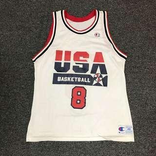 Champion Nike Pippen Jordan USA Dream Team jersey collectible