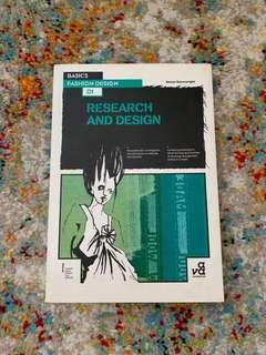 🚚 Basics fashion design 01: Research and design book