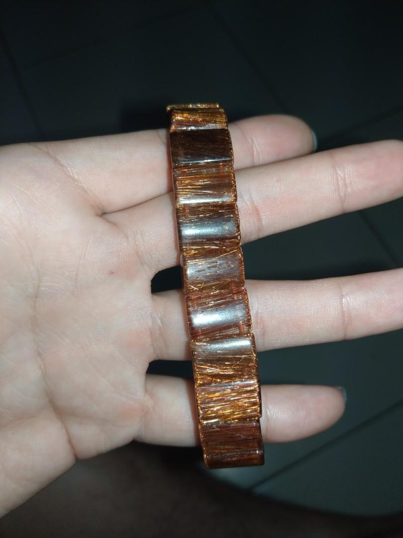 順滿絲紅銅鈦手排14m 43g