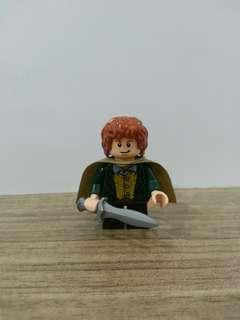 Lego Lord Of The Ring Minifigure - Merry (Retired Product)