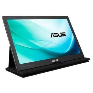 Asus 15.6吋 MB169C Full HD USB-C 攜帶型顯示器 (原廠上門保用)