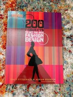 🚚 200 projects to get you into fashion design book